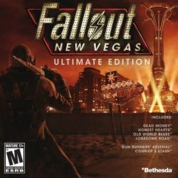 Bethesda PC Fallout New Vegas UE