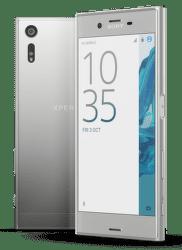 Sony Xperia XZ platinový