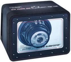 Mac Audio Ice Cube 108 A (černý) - subwoofer do auta