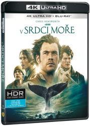 V srdci moře - 2xBD (Blu-ray + 4K UHD film)