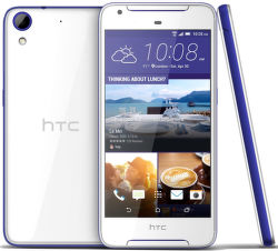 HTC Desire 628 bílý