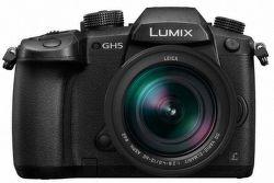 Panasonic Lumix DC-GH5 černá + Leica DG Vario-Elmarit 12-60 mm