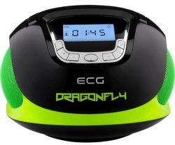 Ecg R 500U Dragonfly (černo-zelená)