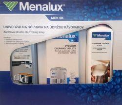 Menalux MCK SK sada na údržbu kávovarů