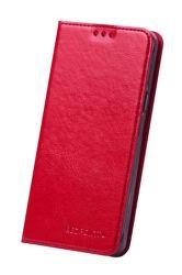 RedPoint Slim Book pouzdro pro Samsung Galaxy S6 červená