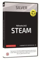 Steam Silver náhodný klíč k PC hře