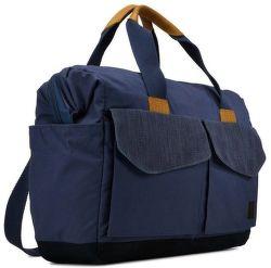 "Case Logic LoDo B115DB modrá 15.6"" taška na notebook"