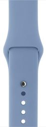 Apple Watch 38mm S/M & M/L azurový sportovní řemínek