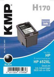 KMP HP 652BK XL H170