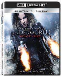 Underworld: Krvavé války - 2xBD (Blu-ray + 4K UHD film) vystavený kus splnou zárukou