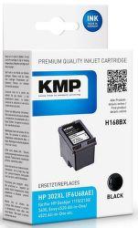 KMP H168 CX černá inkoustová náplň