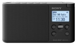 Sony XDR-S41DB černé