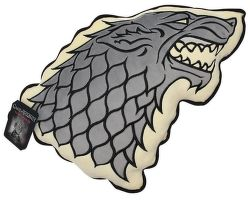 Game of Thrones Stark polštář