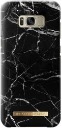 Ideal of Sweden černé mramorové pouzdro na Samsung Galaxy S8+