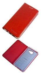 RedPoint Book Slim Magnetic Huawei P10 Lite červené