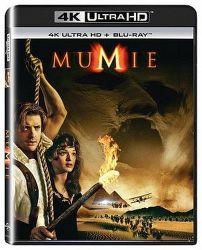 Mumie - 2xBD (Blu-ray + 4K UHD film)