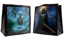 Magic box Star Wars - Yoda/Vader nákupní taška