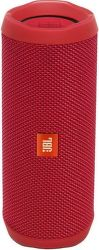 JBL FLIP4 červený vystavený kus splnou zárukou