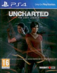 Uncharted: The Lost Legacy - PS4 hra
