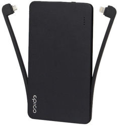 Epico 5000 mAh Lightning (MFI)/ micro USB
