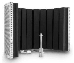 Auna MP32 MKII stříbrný mikrofonní absorbční panel