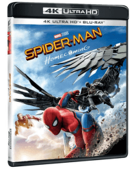 Spider-man: Homecoming - 2xBD (Blu-ray + 4K UHD film)