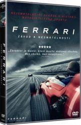 Ferrari: Závod k nesmrtelnosti - DVD film