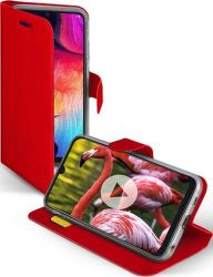 SBS Sense flipové pouzdro pro Samsung Galaxy A50, červená