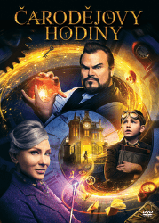 MAGIC BOX Čarodějovy hodiny, DVD film