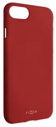 Fixed Story silikonový zadní kryt pro Huawei Y7 2019, červená
