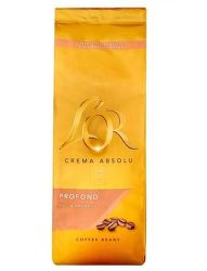 L´OR Crema Absolu Profond zrnková káva 500g