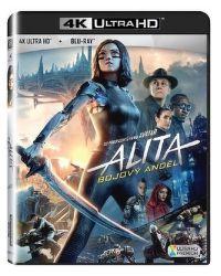 Alita: Bojový Anděl - Blu-ray UHD film