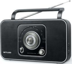 Muse M-069 R černé