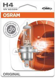 OSRAM H4 12V 60/55W Standard Line Autožárovka