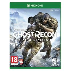 Tom Clancy's Ghost Recon: Breakpoint Xbox One hra