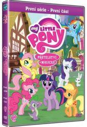 My Little Pony: Přátelství je magické 1. série - 1. část DVD