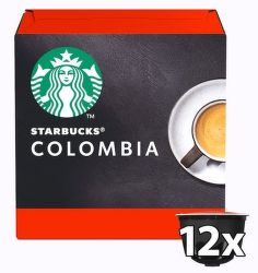 Starbucks Colombia 12ks