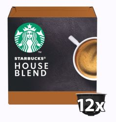 Starbucks House Blend 12ks