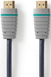 Bandridge BN-BVL2101 HDMI kabel Ethernet 1m modrý