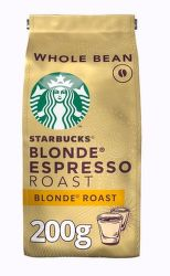 Starbucks Blonde Espresso Roast zrnková káva (200g)