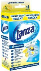Lanza Citron tekutý čistič práčky (250ml)