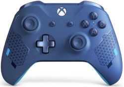 Microsoft Xbox - Sport Blue Special Edition WL3-00146 modrý