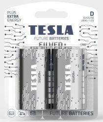 Tesla Silver+ R20 2 ks
