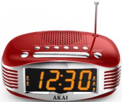 Akai CE1500 červený