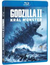 Godzilla II Král monster BD film
