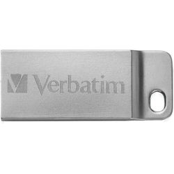 Verbatim Metal Executive 16GB stříbrný