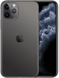 Apple iPhone 11 Pro 512 GB Space Grey vesmírně šedý