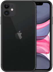 Apple iPhone 11 64 GB černý