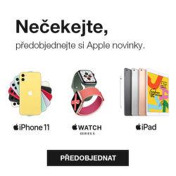 Předobjednejte si novinky od Applu