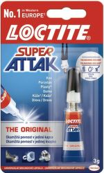 Loctite Super Attak 3g